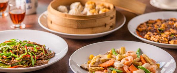 本格中華料理の宴会料理