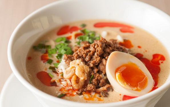 美龍坦々麺