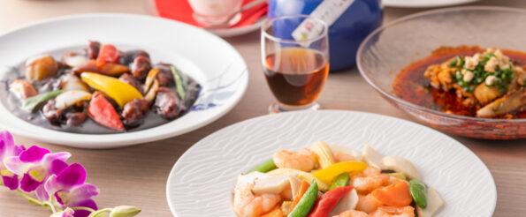 中華料理ディナー
